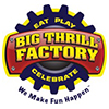 Big Thrill Factory Logo, Download Center